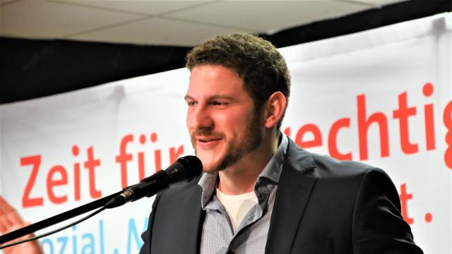Jan Fischer, SPD Landratskandidat